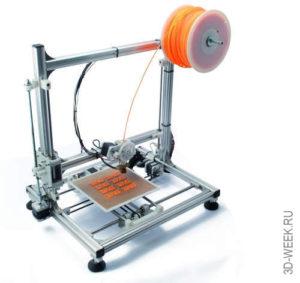 3D-принтер Futura Elettronica 3Drag