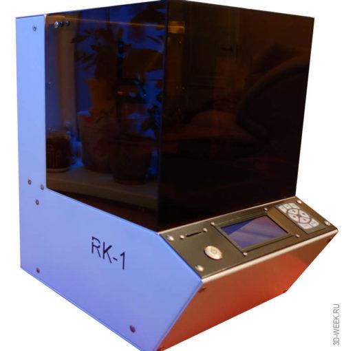 3D-принтер RK-1