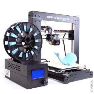 3D-принтер WANHAO Duplicator i3