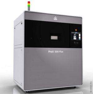 3D-принтер ProX 500 Plus