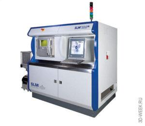 3D-принтер SLM 500 HL